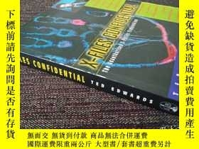 二手書博民逛書店X-FILES罕見CONFIDENTIAL:The Unauthorized X-Philes Compendiu
