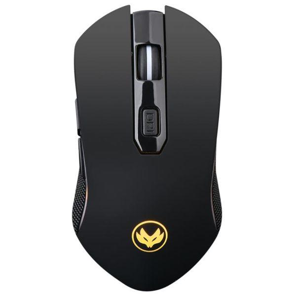 無線滑鼠可充電靜音無聲筆記本電腦辦公無限男女生游戲V6 凱斯盾數位3C