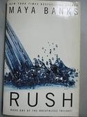 【書寶二手書T7/原文小說_CQH】Rush_Banks, Maya