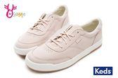 Keds MATCH PIONT 帆布鞋 女款 經典復刻牛巴戈休閒鞋 I9801#粉紅◆OSOME奧森童鞋