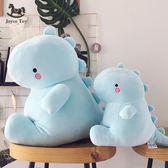 可愛恐龍毛絨玩具小娃娃軟趴趴公仔女孩睡覺抱大號抱枕卡通玩偶