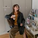 機車小皮衣外套2020新款秋季女裝韓版寬鬆顯瘦中長款長袖上衣YQ396