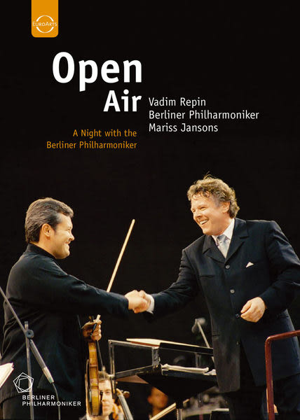 安可之夜 2002年溫布尼音樂會 DVD Open Air ∙ A Night with the Berliner Philharmoniker