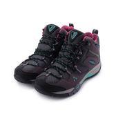 GOODYEAR TRAVELER 3 旅行者高筒戶外鞋 黑紫 GAWO82527 女鞋 鞋全家福