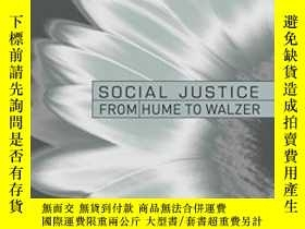 二手書博民逛書店Social罕見Justice-社會公正Y436638 David Boucher Routledge, 19