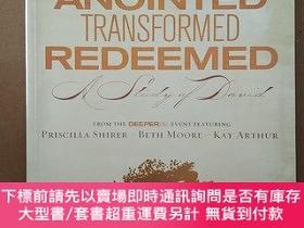 二手書博民逛書店Anointed,罕見Transformed, Redeemed - Study Book: A Study Of