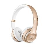 先創公司貨/APPLE公司保固1年『 Beats Solo 3 Wireless 金色 』耳罩式無線藍牙耳機/藍芽