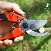 園林園藝剪刀剪果樹修枝剪修剪樹枝鮮花剪刀花剪省力剪枝剪蔬果剪