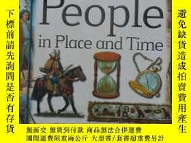 二手書博民逛書店英文原版罕見Explore and Learn 4: Peopl