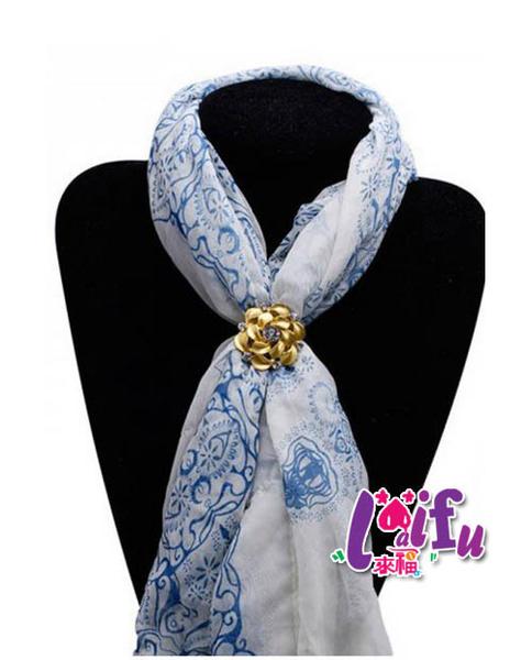 ★依芝鎂★k1069絲巾扣多款絲巾環領巾環扣,售價199元