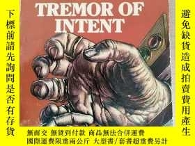 二手書博民逛書店Tremor罕見Of Intent 【英文原版】Y11617 A