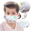 兒童八層紗布口罩 防風防塵透氣寶寶口罩-...