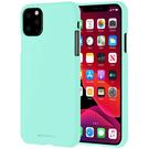 液態殼Goospery蘋果iPhone11 Pro Max手機殼保護套磨砂硅膠11 PRO防摔新款蘋果11