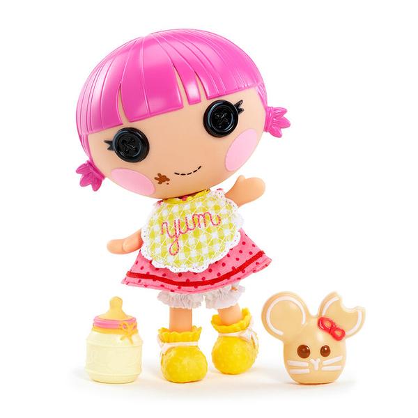 《 Lalaloopsy 》樂樂天使Q萌娃 - Sprinkle Spice Cookie / JOYBUS玩具百貨