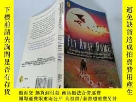 二手書博民逛書店FLY罕見AWAY HOME:飛回家Y200392