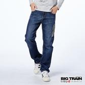 Big Train 鯉魚直筒褲-男-深藍-ZM600678