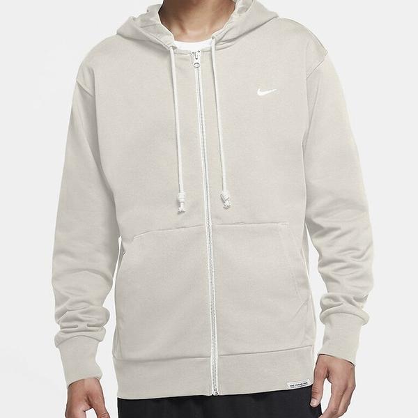 Nike Standard Issue 男款 白色 連帽 長袖 休閒 運動 外套 CK6363-072