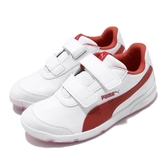 Puma 休閒鞋 Stepfleex 2 SL V PS 童鞋 中童鞋 運動鞋 魔鬼氈 【PUMP306】 19011417
