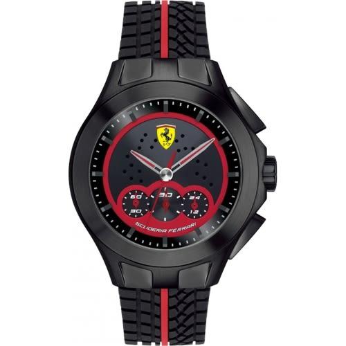 FERRARI 急速奔馳時尚腕錶/0830028