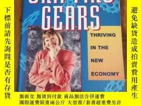 二手書博民逛書店Shifting罕見Gears: Thriving in the