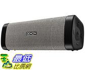 [107美國直購] 音箱 DENON Premium Bluetooth Speaker Envaya DSB-250BT-BG BLACK GRAY