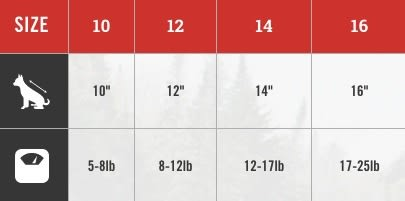 Canada Pooch嚴寒刷毛連身衣(14號)-FROSTY FLEECE SWEATSUIT(14號)