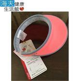 【海夫】HOII SunSoul后益 涼感防曬UPF50紅光 捷克帽(紅)