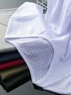 排汗衣 速干衣 運動 冰絲短袖t恤男潮流修身V領夏速干衣服半袖體恤寬鬆網眼運動打底衫