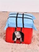 網紅貓窩四季通用封閉式貓咪別墅房子型寵物屋泰迪狗狗窩冬季保暖 歌莉婭YYJ