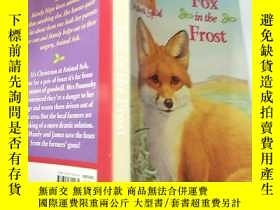 二手書博民逛書店Fox罕見in the Frost: 霜凍中的狐 貍Y200392