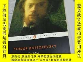 二手書博民逛書店白癡《The罕見Idiot》Fyodor Dostoevsky