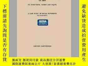 二手書博民逛書店The罕見Peasants Revolt of Banten in 1888: Its Conditions,