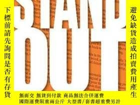 二手書博民逛書店Stand罕見Out; 7 Steps To Self-publishing A Book That Will B