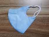 預購~鼻恩恩立體型醫用口罩@成人-藍色@一盒50片材質佳超好戴無痛耳帶 有壓條 細菌過濾 99%