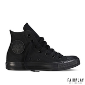 Converse Chuck Taylor All Star 黑 男鞋 女鞋 高筒 基本款 經典款 帆布鞋 休閒鞋 情侶鞋 M3310C