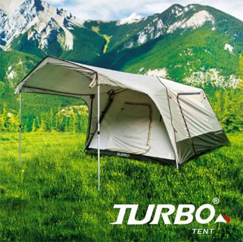 丹大戶外【TURBO】Turbo Tent Turbo Lite300 專利快速帳 (8人帳) TT-TL300