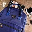 【U2】簡約小清新風輕巧手提包/後背包/學生包/MIT/台灣製(三色)_1603