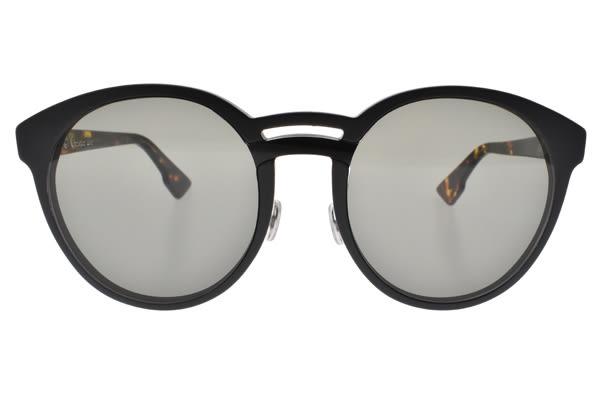 Dior 太陽眼鏡 ONDE1 TAO2K (黑) 歐美簡約貓眼造型款 # 金橘眼鏡