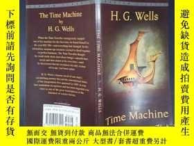 二手書博民逛書店The罕見Time Machine(詳見圖)Y6583 H.G.