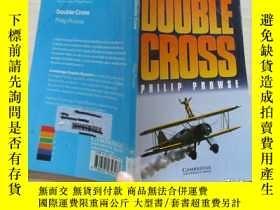 二手書博民逛書店double罕見cross【397】Y10970 philip