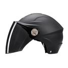 安全帽 DFG電動電瓶摩托車頭盔男女士夏季輕便式防曬可愛四季通用安全帽 宜品