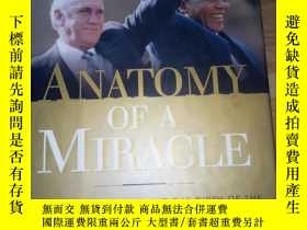 二手書博民逛書店Anatomy罕見Of A Miracle: The End O
