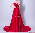 (45 Design)    7天到貨 客製化顏色大尺碼訂做訂做 日韓婚紗長禮服 高級訂製小禮服 大尺碼69