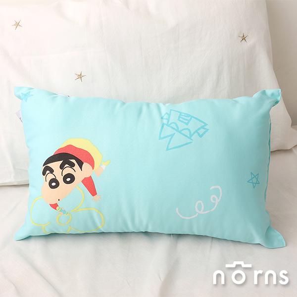 蠟筆小新天絲午安枕 塗鴉系列- Norns 正版授權 Tencel小枕頭 靠墊 抱枕