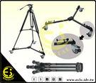 ES數位 BENRO 勝興公司貨 DL06 錄影腳架滾輪 滑輪 適用各廠牌腳架 KH25 Manfrotto