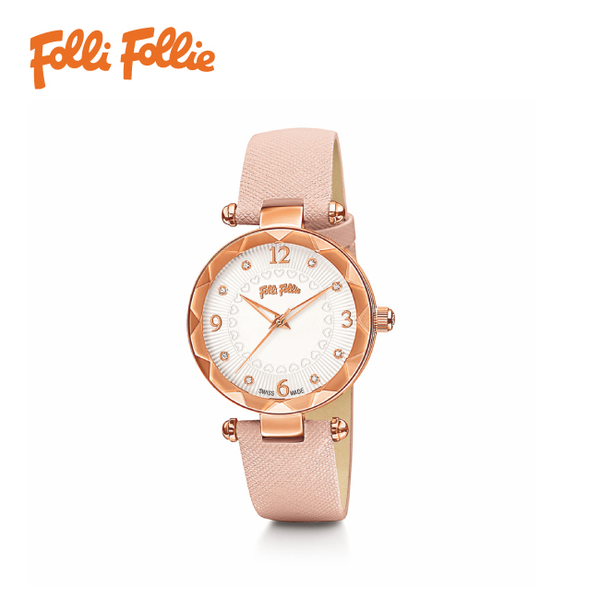 Folli Follie CLASSY ELEMENT系列腕錶