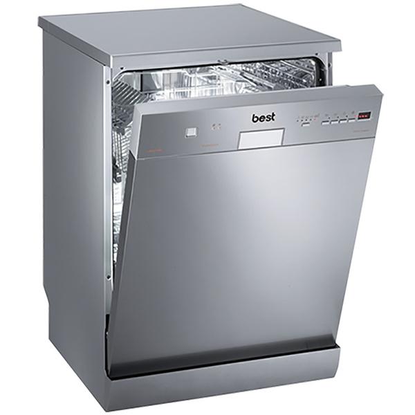 【甄禾家電】BEST貝斯特 110V獨立式洗碗機DW-126(限白色) 滿2萬送 dayday不鏽鋼垃圾桶一個 價值1400
