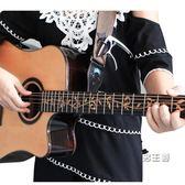 民謠吉它背帶皮頭吉它背帶電吉它背帶貝斯木吉它肩帶