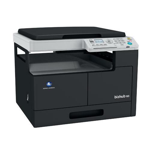 【含稅】Konica Minolta 美樂達 Bizhub 165 A3數位影印機~ Bizhub165