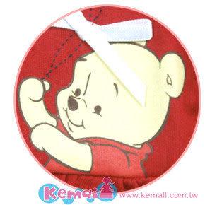 【奇買親子購物網】麗嬰房~迪士尼 維尼假二件式上衣(紅色)《2009春夏新款》全面出清價